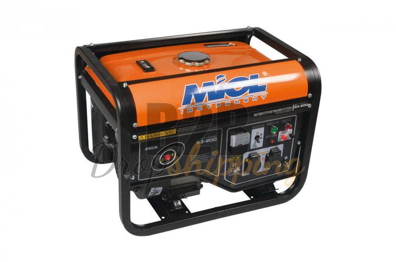 Генератор бензиновый Miol - 83-250