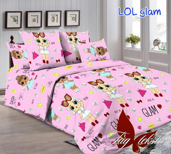 Комплект постельного белья LOL glam
