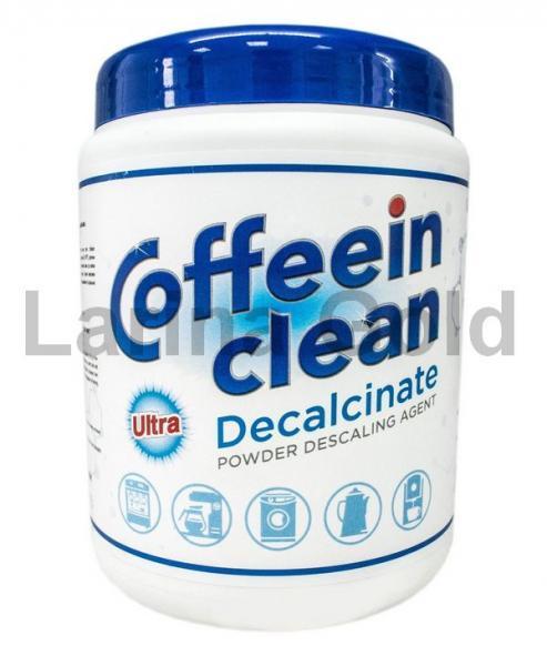 Порошок Coffeein clean DECALCINATE ULTRA для чистки кофемашин