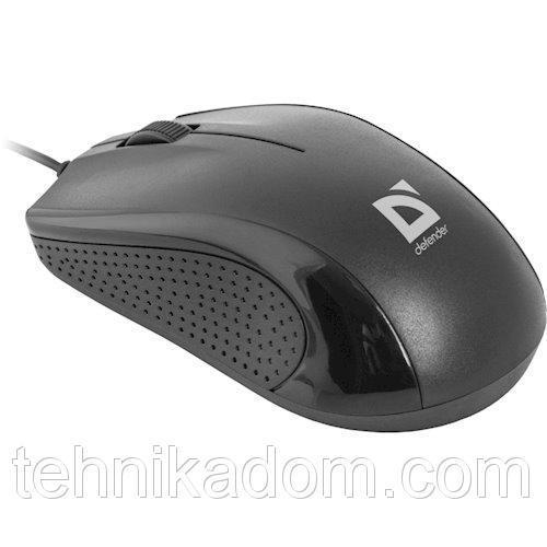 Мышь DEFENDER Optimum MB-160 (52160)
