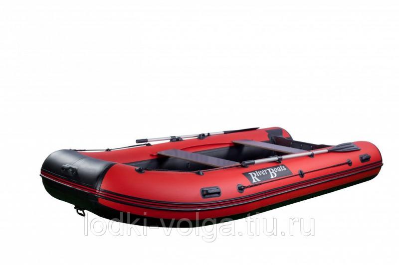Лодка RiverBoats RB — 370 (Киль)