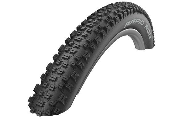 Покришка Schwalbe Rapid Rob Active K-Guard 26˝x2.10˝ (54-559) B/B-SK SBC