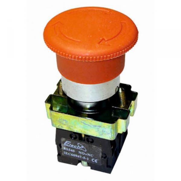 Кнопка-грибок з фіксатором  BS542