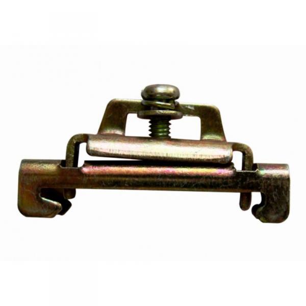 Фіксатор на DIN-рейку металевий