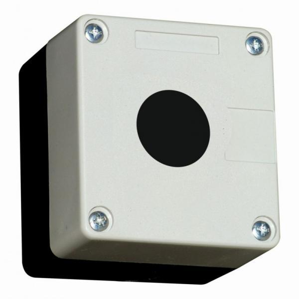 Корпус КПК для встановлення кнопок, 1 отв.