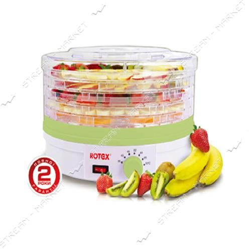 Сушка для овощей и фруктов Rotex RD310-W 360 Вт