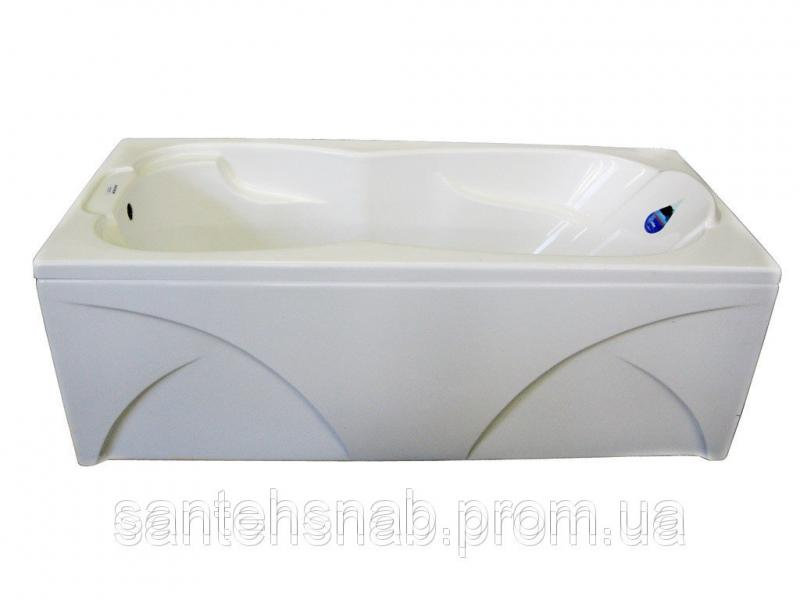 Ванна акриловая Тритон Цезарь 180х80х64,5