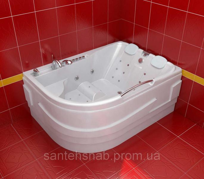 Ванна акриловая Тритон Респект 1800х1300х750