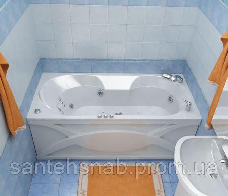 Ванна акриловая Тритон Лагуна 1800х890х645