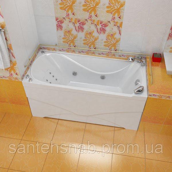 Ванна акриловая Тритон Вики 1600х750х720