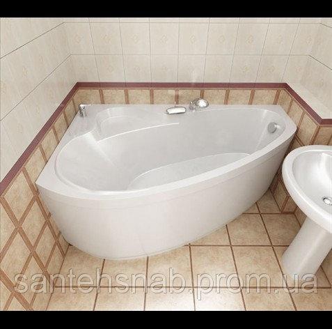 Ванна акриловая Тритон Пеарл-Шелл 1600х1040х605