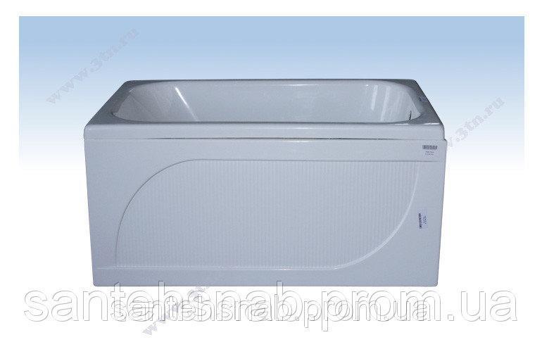 Ванна акриловая Тритон Стандарт 120х70х43