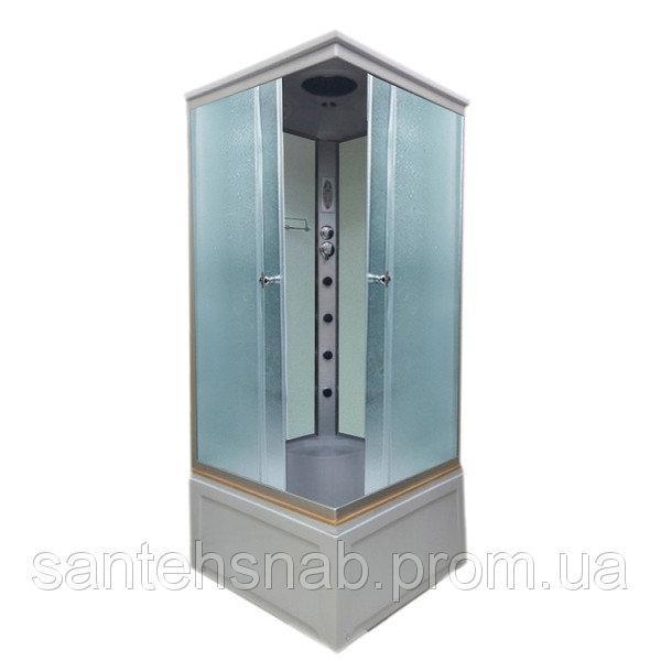 Гидромассажный бокс ATLANTIS S-90 (XL) 90х90х215
