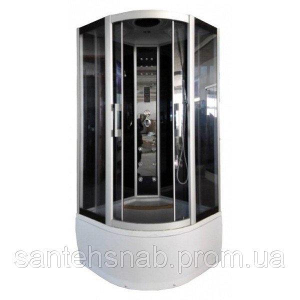 Гидромассажный душевой бокс ATLANTIS FASHION AKL100P 100х100х215