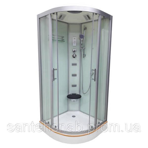 Гидромассажный душевой бокс VERONIS BN-5-100 100х100х220