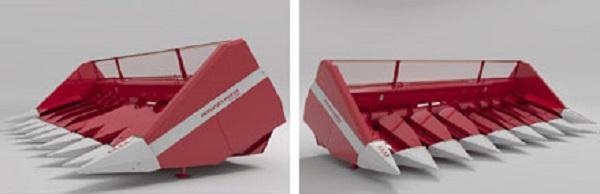 Жатка для уборки подсолнечника ( подсолнечниковая)   Falcon PSP  восьми рядная