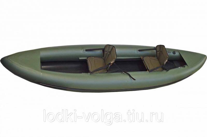 Лодка Байдарка Ермак 340 (Вольный Ветер)