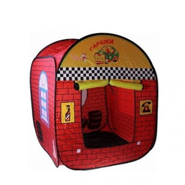 Палатка 3308  гараж, в сумке, 78-78-96 см