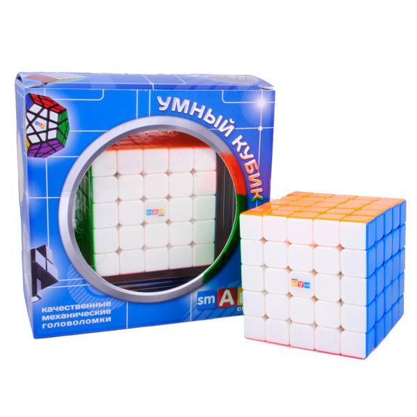 Smart Cube 5x5 Stickerless | Кубик без наклеек SC504