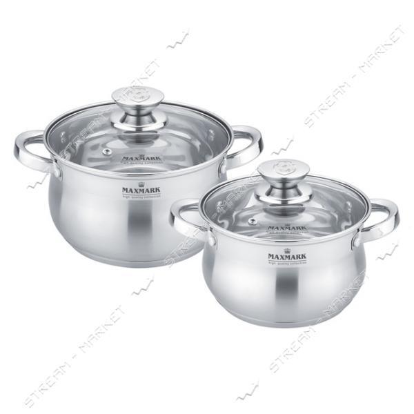 Набор посуды Maxmark MK-BL2504А