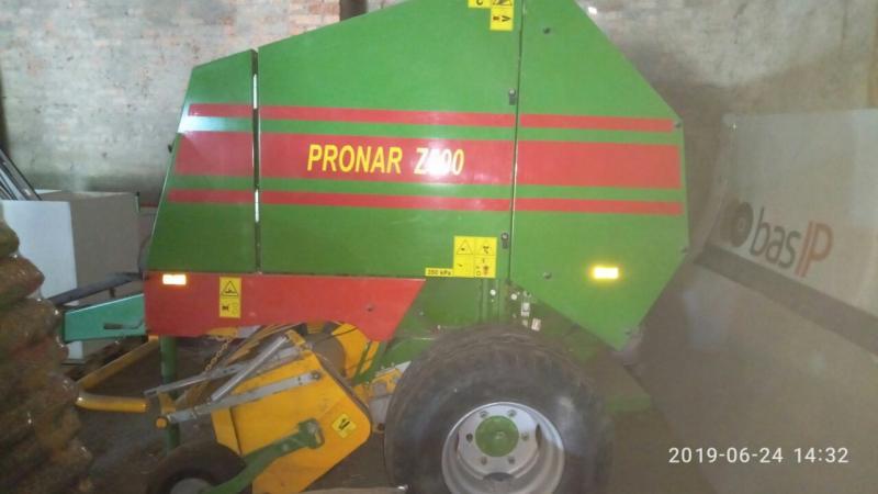 Пресс-подборщик рулонный Pronar Z-500 (Пронар)