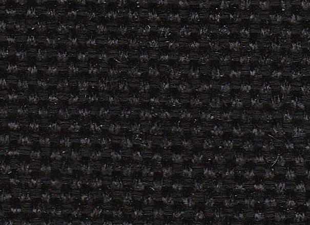 Стул офисный Iso black для посетителей обивка - черная ткань, С11