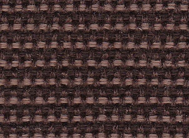 Стул офисный Iso black для посетителей обивка - коричневая ткань, С24