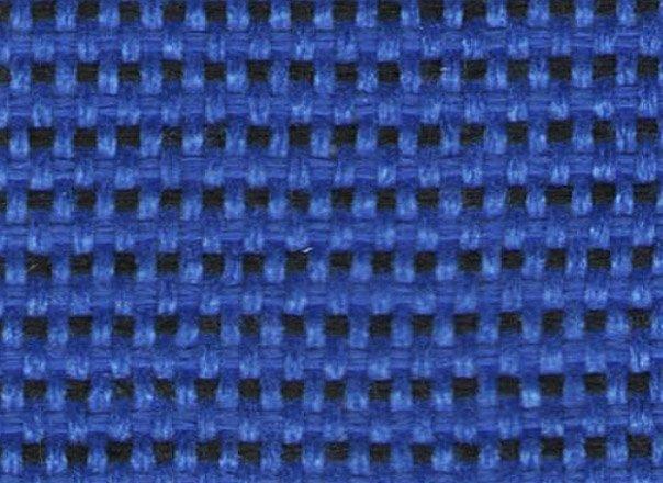 Стул офисный Prestige для персонала обивка - синяя ткань, С14