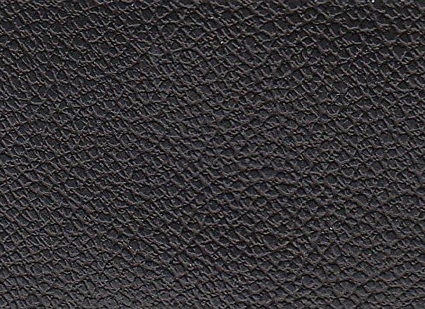 Стул офисный Iso black для посетителей обивка - черная искусственная кожа, V14