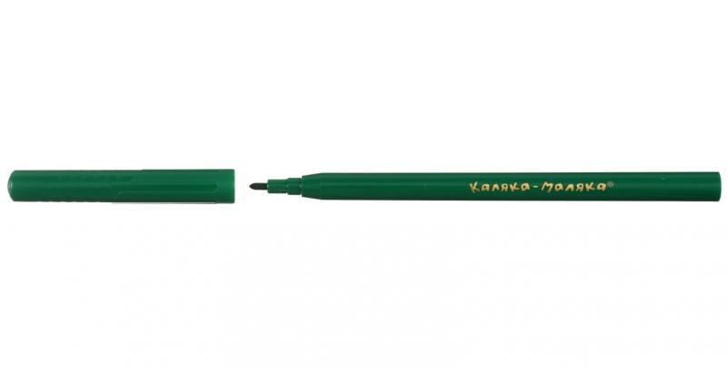 Фломастеры «Каляка-Маляка» 24 цвета, толщина линии 1-2 мм, вентилируемый колпачок, ассорти (цена за 1 набор)