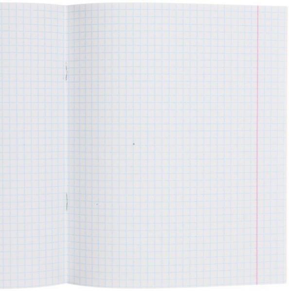 Тетрадь школьная А5, 24 л. на скобе «Цветочный орнамент» 165*200 мм, клетка, ассорти