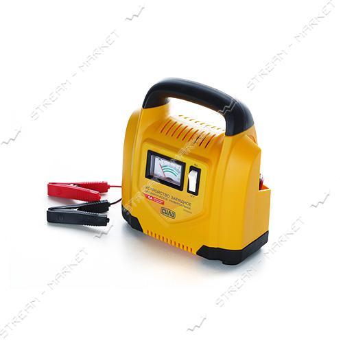 Зарядное устройство СИЛА 900204 6-12 V/6 A стрелочный индикатор