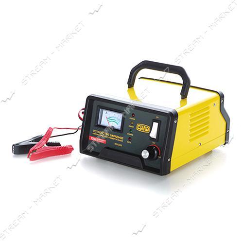 Зарядное устройство СИЛА 900205 6-12 V/10 A стрелочный индикатор