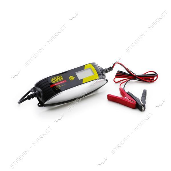 Зарядное устройство СИЛА 900208 6-12 V/4 A цифровой индикатор