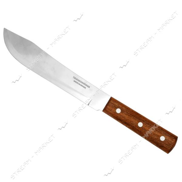 Нож Tramontina для стейка лезвие 17.5см