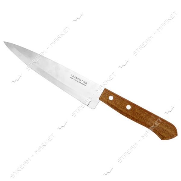 Нож Tramontina поварской лезвие 17.5см