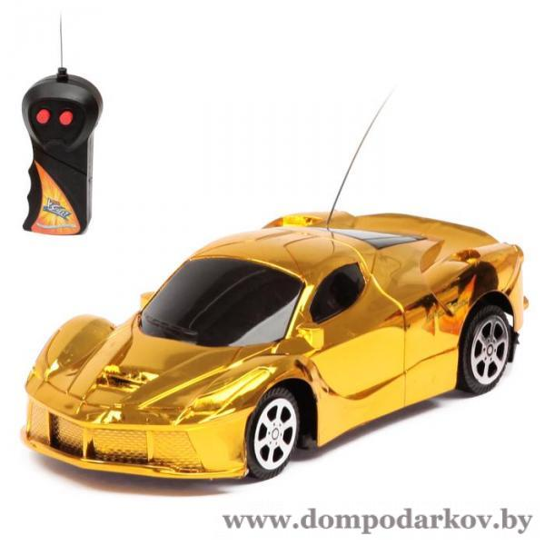 Фото ВСЕ ТОВАРЫ ЗДЕСЬ >>>, Всё для детей, Игрушки , Транспорт Машина радиоуправляемая «Шоукар», работает от батареек, МИКС