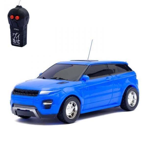 """Машина радиоуправляемая """"Эвог"""", работает от батареек, масштаб 1:22, цвета МИКС"""