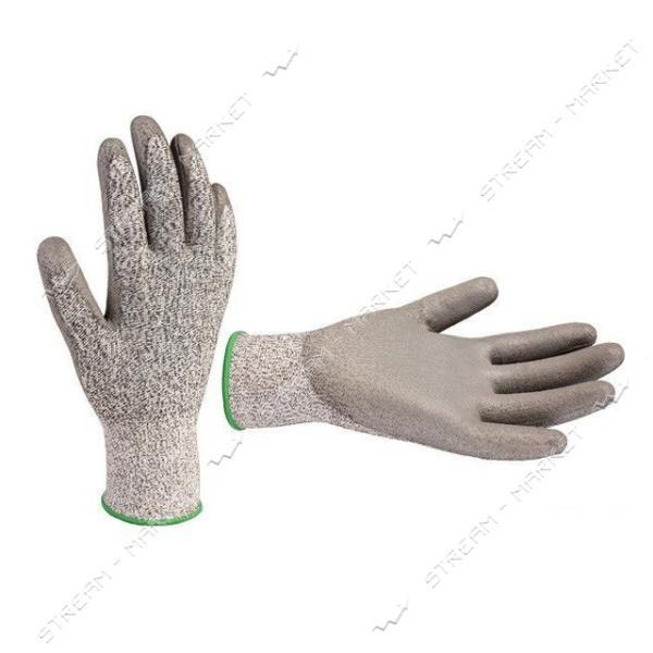 Перчатка порезоустойчивая INTERTOOL SP-0123 10'