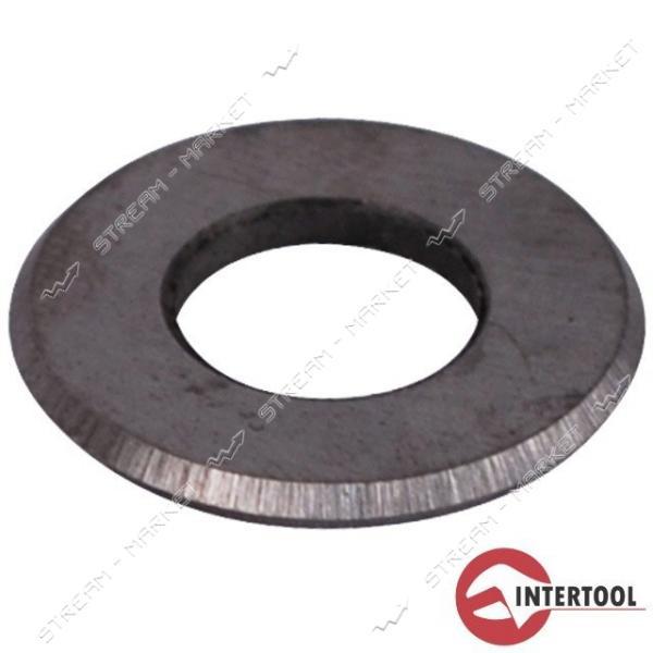 Колесо сменное для плиткорезов INTERTOOL HT-0369 22*10.5*2мм (без оси)