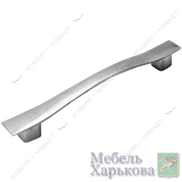 Ручка мебельная 8115-96 сатин - Мебельные ручки в Харькове