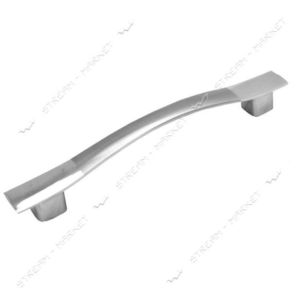Ручка мебельная 8115-96 хром-сатин