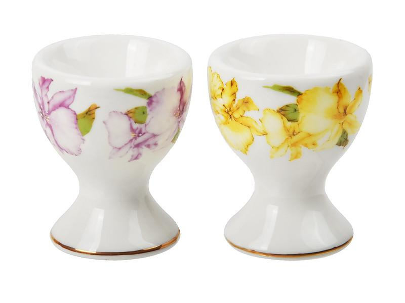 Подставка для яиц Lefard Орхидея 2 предмета, 943-081