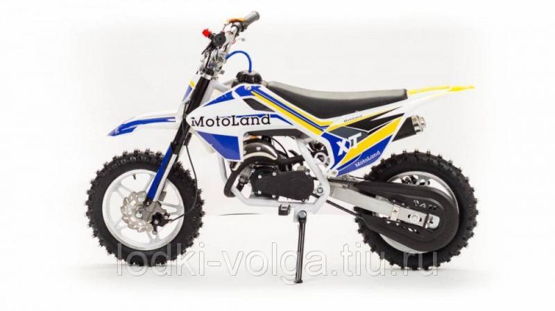 Мотоцикл MOTOLAND Кросс 50 XT50