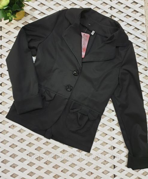 Нарядный школьный пиджак