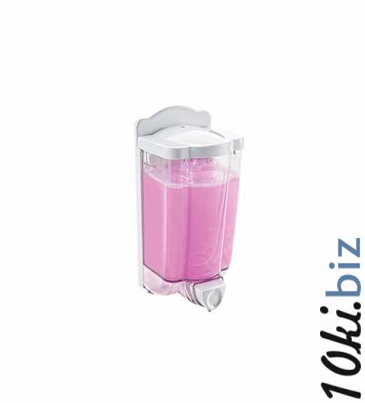 Диспенсер для жидкого мыла, Uctem 0,6 и 0,9 л, пластиковый, цены см. подробнее купить в Минске - Дозаторы для мыла с ценами и фото
