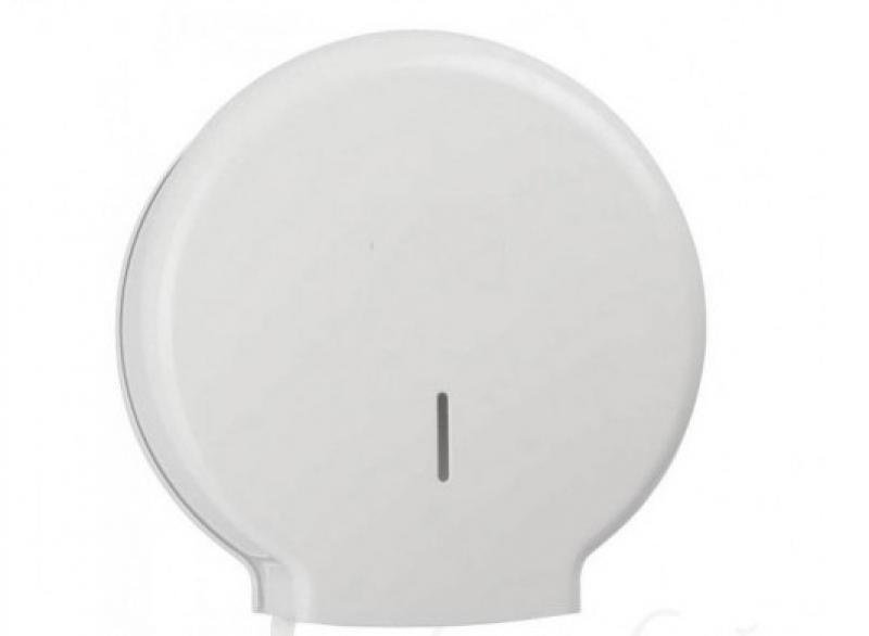 Диспенсер для туалетной бумаги Jofel в мини и средних рулонах пластиковый