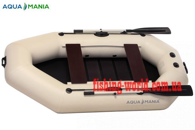 Фото Лодки ПВХ Aqua mania НАДУВНАЯ ЛОДКА АКВА МАНИЯ А-240