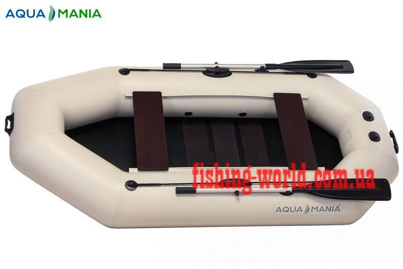 Фото Лодки ПВХ Aqua mania НАДУВНАЯ ЛОДКА АКВА МАНИЯ А-260