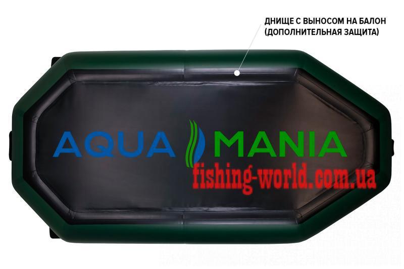 Фото Лодки ПВХ Aqua mania Надувная лодка Аква Мания А-280